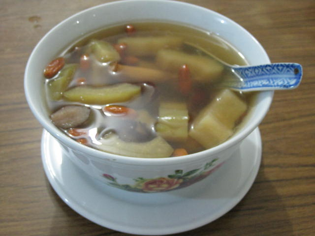 chinese bitter melon soup - photo #5