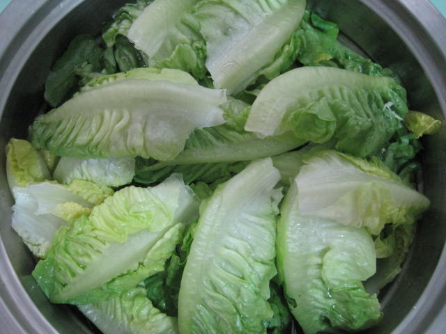 Recipes With Vegetables Stir Fried Chinese Lettuce