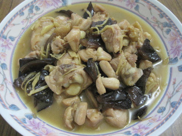 Chinese recipes with chicken black fungus chinese related posts chinese recipes forumfinder Image collections