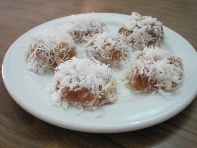 Chinese Dessert Recipe...